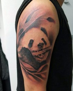 25 Of The Most Popular Panda Tattoo Designs We Love Pandas Blog