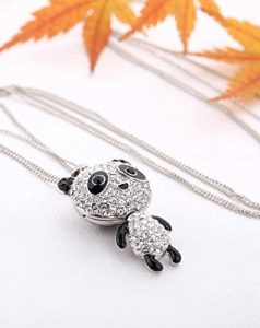 Neoglory Pendant and Necklace: Gifts for giant panda lovers